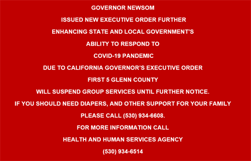 GOVERNOR NEWSOM  ISSUED NEW EXECUTIVE ORDER FURTHER  ENHANCING STATE AND LOCAL GOVERNMENT